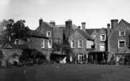 Bewdley, The M.A.S.U. Guest House c.1960