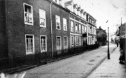 Bewdley, The M.A.S.U Guest House, High Street c.1960