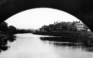 Bewdley, The River c.1950