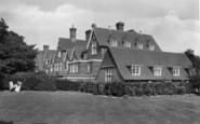 Bexhill, Convalescent Home 1921