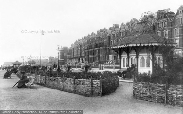 Bexhill, De La Warr Parade 1899