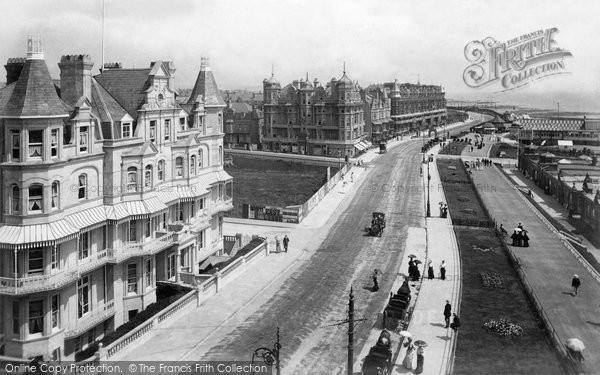 Bexhill, De La Warr Parade 1906