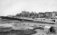 Bexhill, From The Kursaal 1897