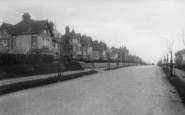 Bexhill, Hastings Road 1899
