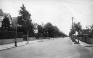 Bexhill, Hastings Road 1912