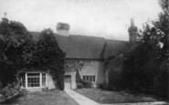 Bexhill, Manor House 1891