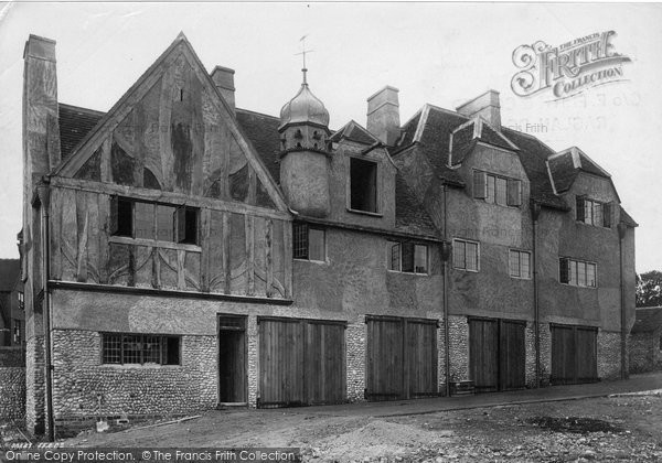 Bexhill, Manor House Stables 1892