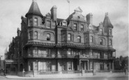 Bexhill, Marine Hotel 1896