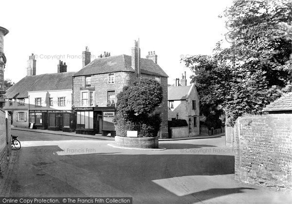 Bexhill, Old Town 1921