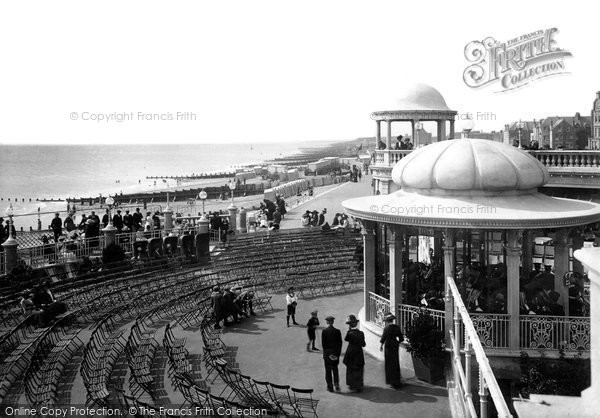 Bexhill On Sea, Bandstand 1912