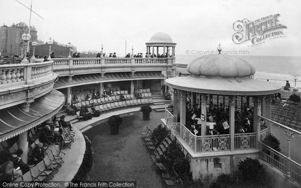 Bexhill On Sea, Colonnade 1912