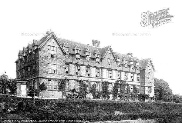 Bexhill On Sea, Convalescent Home 1891
