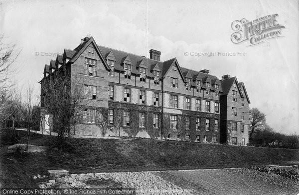 Bexhill On Sea, Convalescent Home 1899