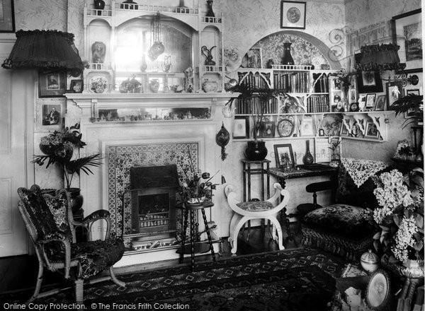 Bexhill On Sea, Convalescent Home, Matrons Room 1899