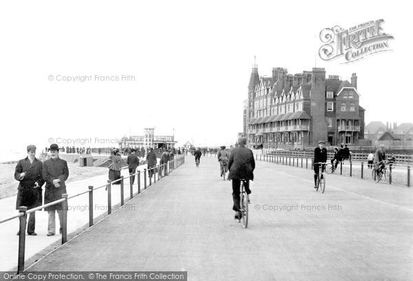 Bexhill On Sea, Cycle Boulevard 1897
