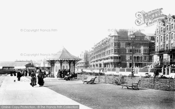 Bexhill On Sea, De La Warr Parade 1899