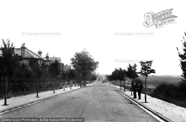 Bexhill On Sea, De La Warr Road 1903