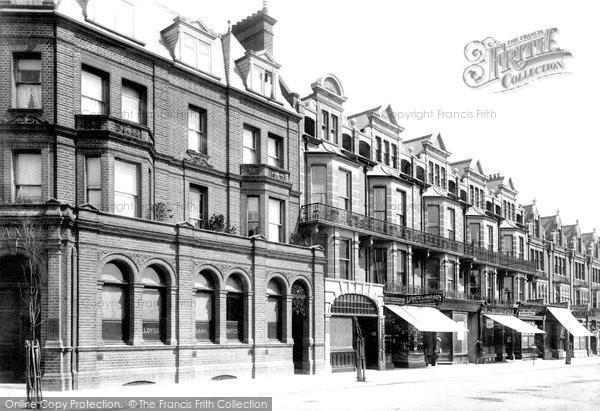 Bexhill On Sea, Devonshire Road 1899