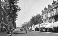 Bexhill-on-Sea, Devonshire Road 1952