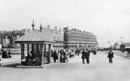 Bexhill-on-Sea, East Parade 1899