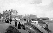 Bexhill-On-Sea, From Coastguard Station 1897