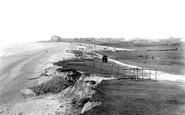 Bexhill-on-Sea, From Galley Hill 1897
