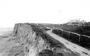 Bexhill-On-Sea, Galley Hill Cliffs 1894