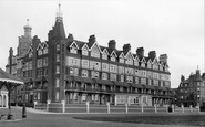 Bexhill-on-Sea, Lackville Hotel 1921