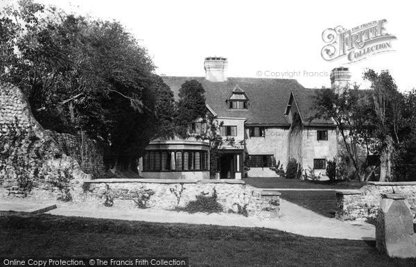 Bexhill On Sea, Manor House 1892
