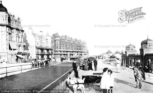 Bexhill On Sea, Parade 1903