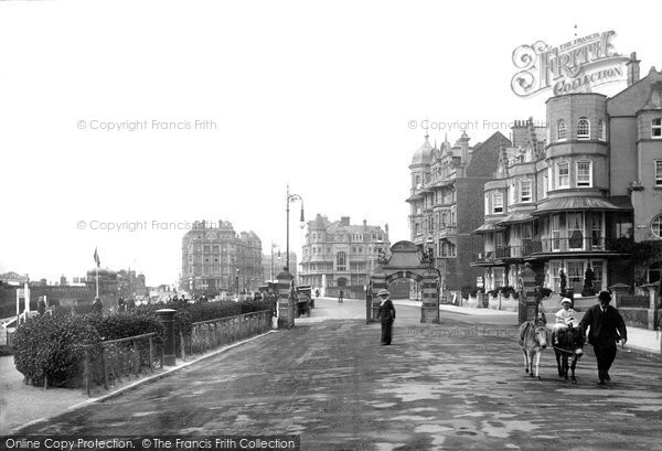 Bexhill On Sea, Parade 1912