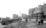 Bexhill-on-Sea, Parade 1912