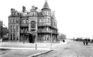 Bexhill-on-Sea, Parade And Marine Hotel 1899