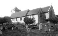 Bexhill-on-Sea, Parish Church Of St Peter 1892