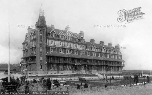 Bexhill On Sea, Sackville Hotel 1891