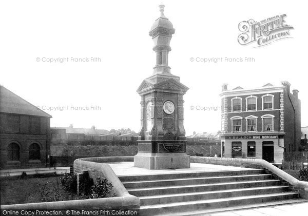 Bexhill On Sea, Sea Lane Monument 1899