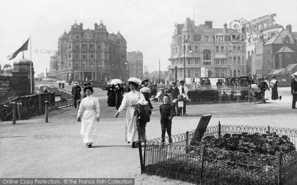 Bexhill On Sea, Summer Outing 1910