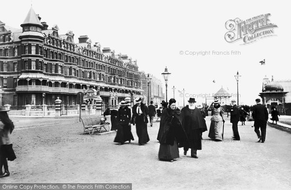 Bexhill On Sea, The Marina 1897
