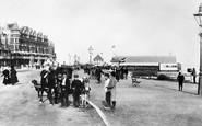Bexhill-on-Sea, The Marina 1897