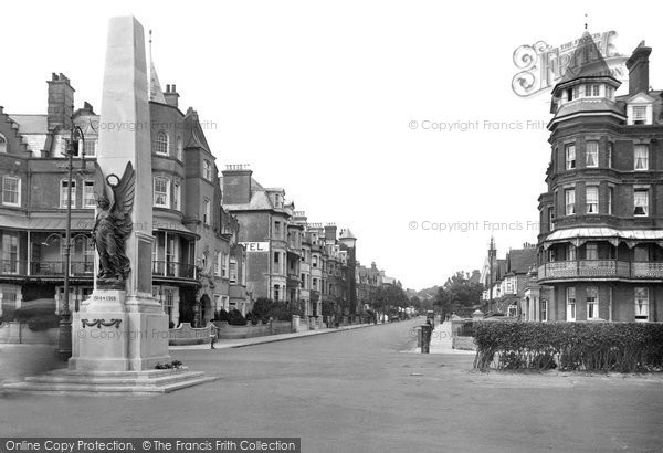 Bexhill On Sea, The Parade 1921