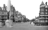 Bexhill-on-Sea, The Parade 1921