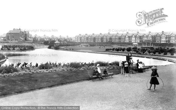 Bexhill On Sea, The Park 1904