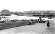 Bexhill-on-Sea, The Park 1904