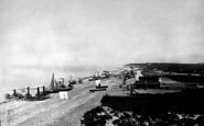 Bexhill-on-Sea, View From Coastguard Station 1891