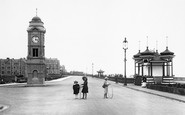 Bexhill-on-Sea, West Parade 1904