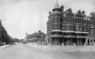 Bexhill, Sea Road, North 1894