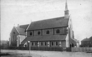 Bexhill, St Barnabas Church, North 1892
