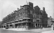 Bexhill, St Mildred's Hotel 1899