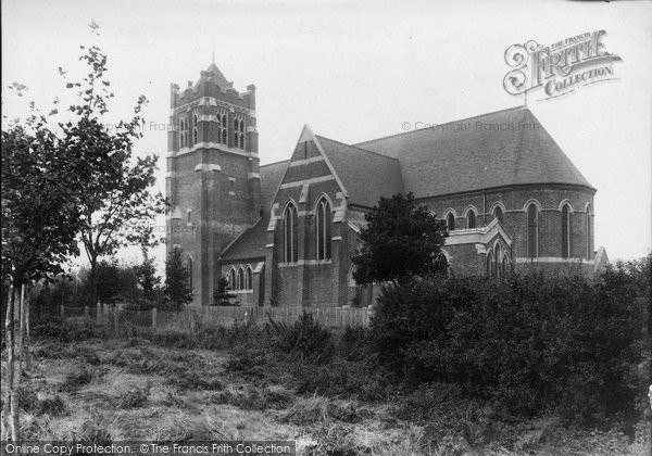 Bexhill, St Stephen's 1903