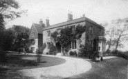 Bexhill, The Rectory 1892